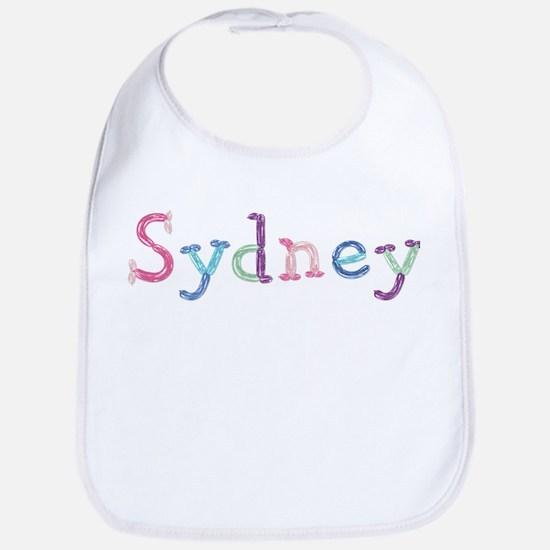Sydney Princess Balloons Bib