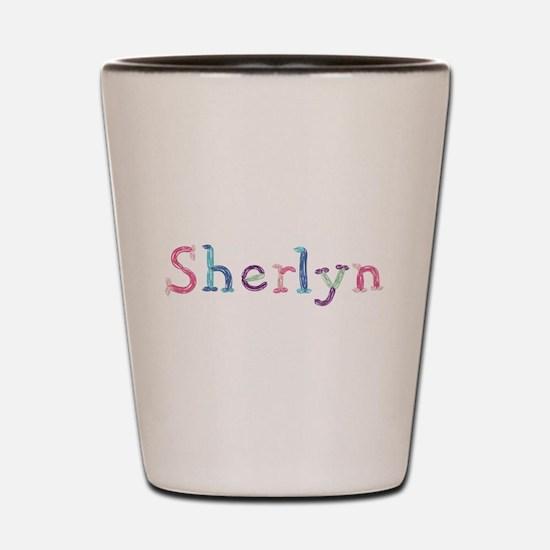 Sherlyn Princess Balloons Shot Glass