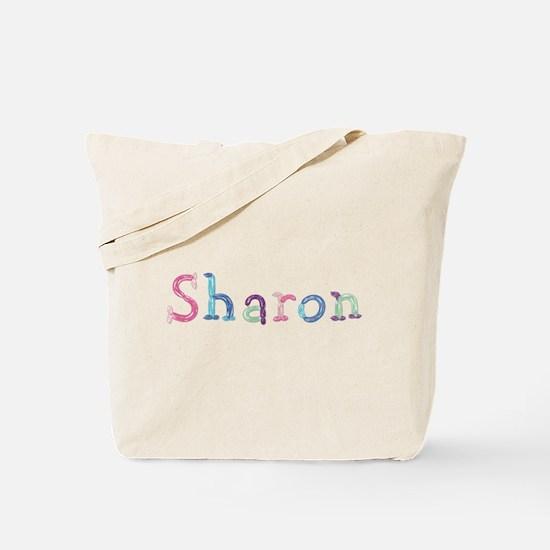 Sharon Princess Balloons Tote Bag