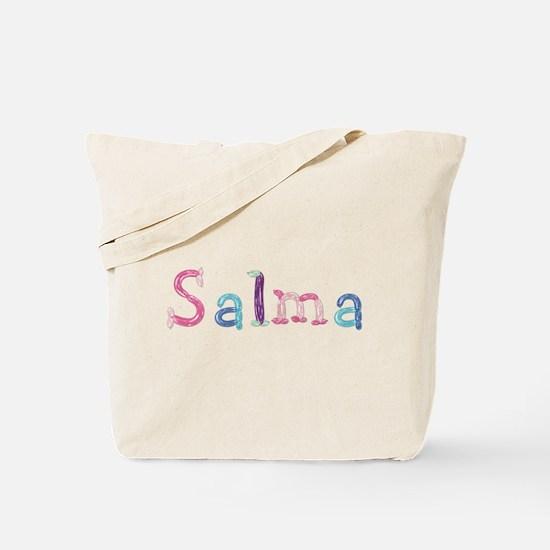 Salma Princess Balloons Tote Bag
