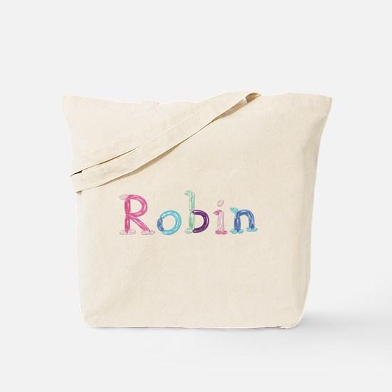 Robin Princess Balloons Tote Bag