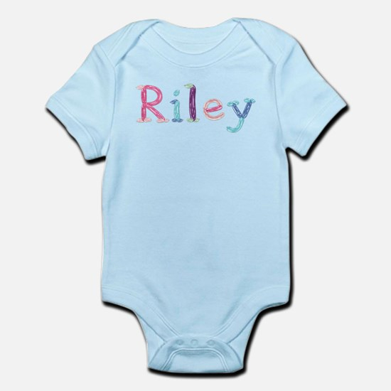 Riley Princess Balloons Body Suit