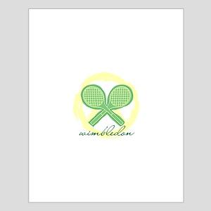 Wimbledon Small Poster
