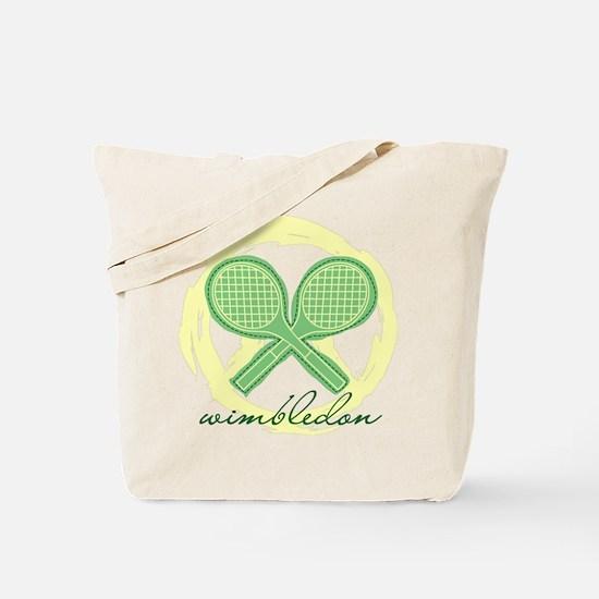 Wimbledon Tote Bag