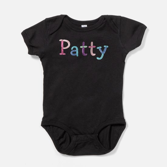 Patty Princess Balloons Baby Bodysuit