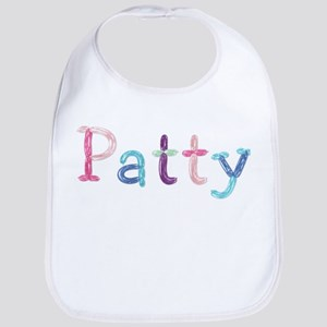 Patty Princess Balloons Bib
