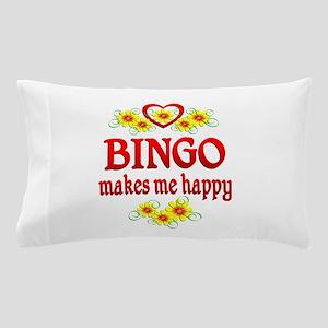 Bingo Happiness Pillow Case