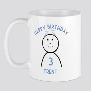 Happy B-day Trent (3rd) Mug