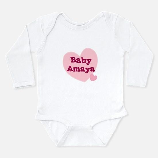 Baby Amaya Infant Creeper Body Suit