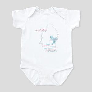 Dodoor Infant Bodysuit