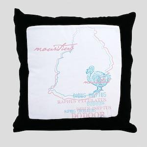 Dodoor Throw Pillow