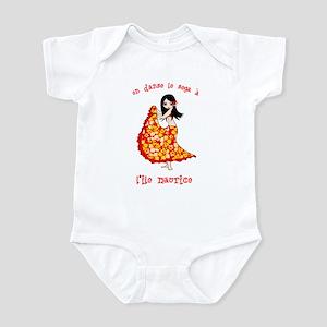 Sega Dance Maurice Infant Bodysuit