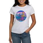 Siamese Betta Fish Women's T-Shirt