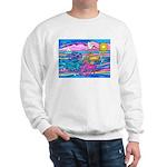 Siamese Betta Fish Sweatshirt