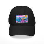 Siamese Betta Fish Black Cap