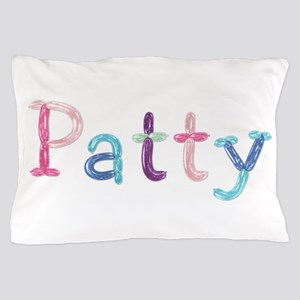Patty Princess Balloons Pillow Case