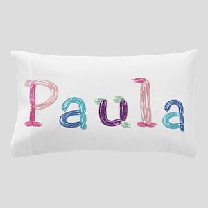Paula Princess Balloons Pillow Case