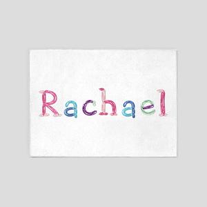 Rachael Princess Balloons 5'x7' Area Rug