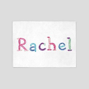 Rachel Princess Balloons 5'x7' Area Rug