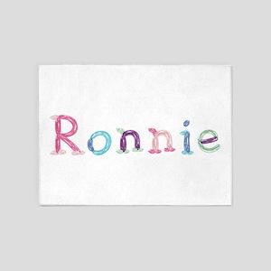 Ronnie Princess Balloons 5'x7' Area Rug