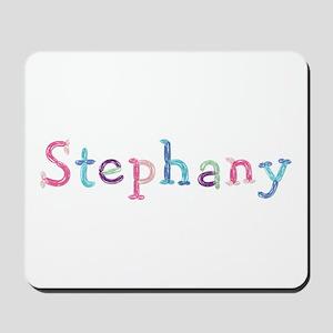 Stephany Princess Balloons Mousepad