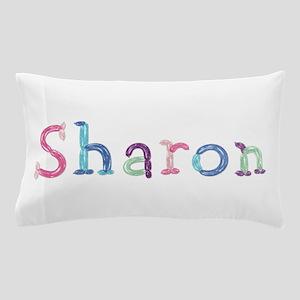 Sharon Princess Balloons Pillow Case