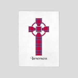 Cross - Inverness dist. 5'x7'Area Rug