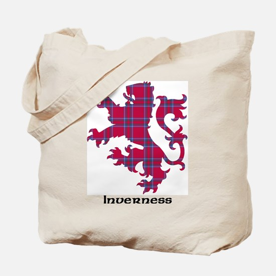 Lion - Inverness dist. Tote Bag