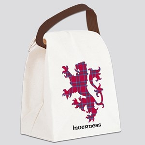 Lion - Inverness dist. Canvas Lunch Bag