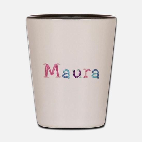 Maura Princess Balloons Shot Glass