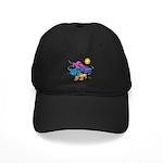 Siamese Betta Fish #2 Black Cap