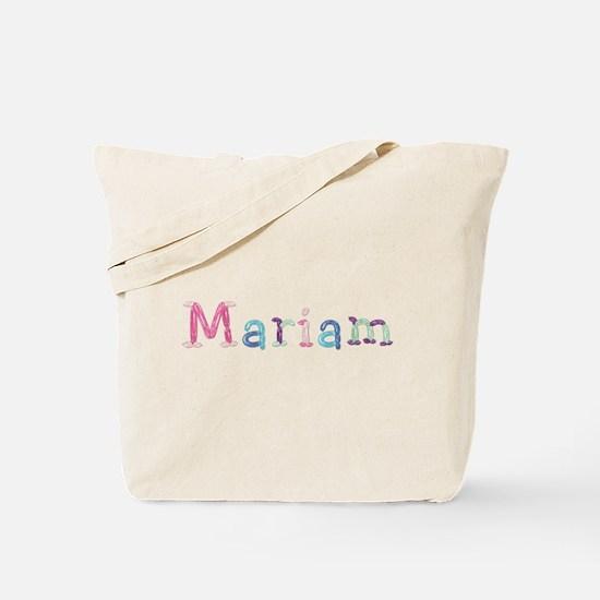 Mariam Princess Balloons Tote Bag