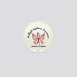 Multiple Myeloma Butterfly 6.1 Mini Button