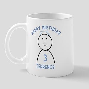 Happy B-day Terrence (3rd) Mug