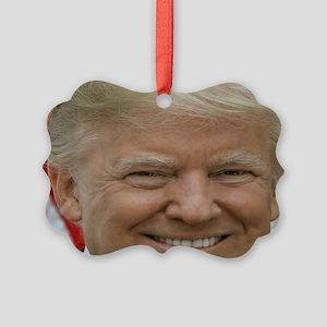 President Donald Trump Ornament