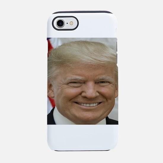 President Donald Trump iPhone 7 Tough Case