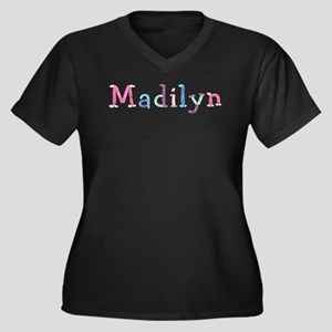 Madilyn Princess Balloons Plus Size T-Shirt