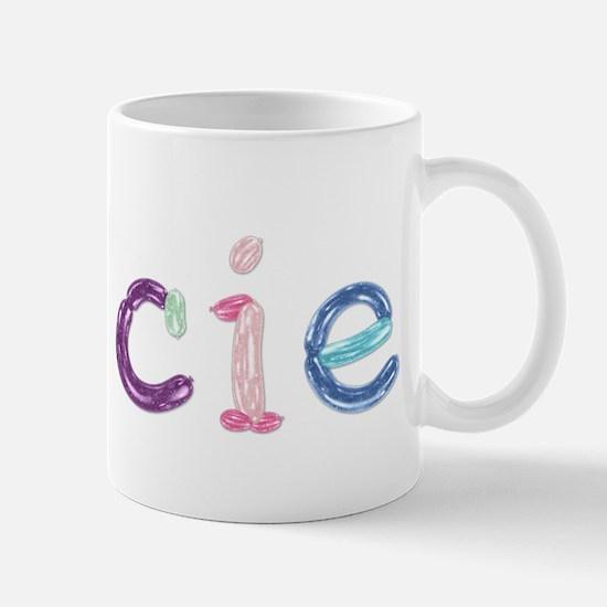 Macie Princess Balloons Mugs