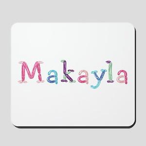 Makayla Princess Balloons Mousepad