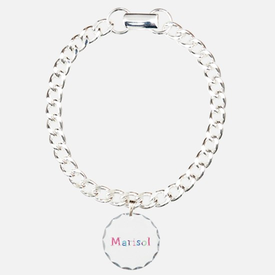 Marisol Princess Balloons Charm Bracelet