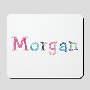 Morgan Princess Balloons Mousepad