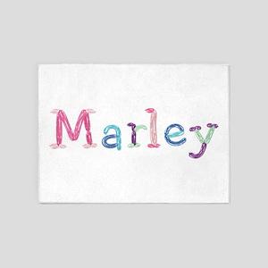 Marley Princess Balloons 5'x7' Area Rug