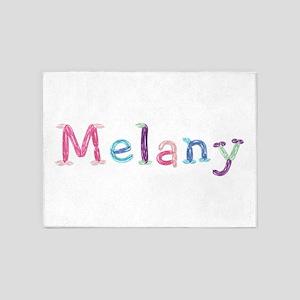 Melany Princess Balloons 5'x7' Area Rug