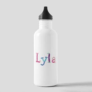 Lyla Princess Balloons Water Bottle