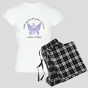 SIDS Butterfly 6.1 Women's Light Pajamas