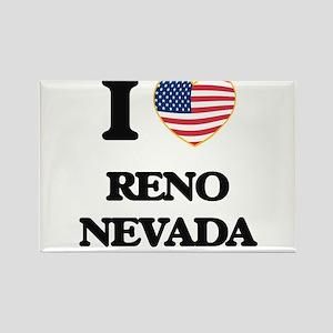 I love Reno Nevada Magnets