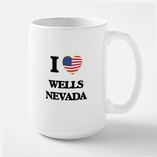 I love Wells Nevada Mugs
