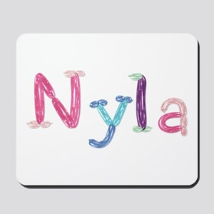 Nyla Princess Balloons Mousepad