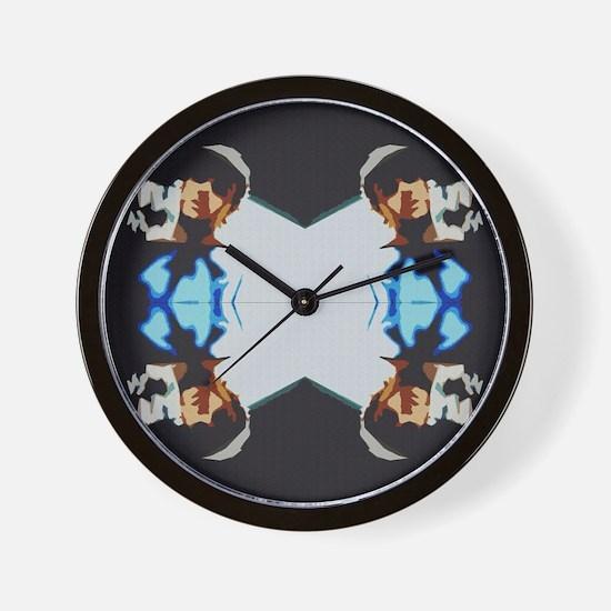 Cute Mac Wall Clock