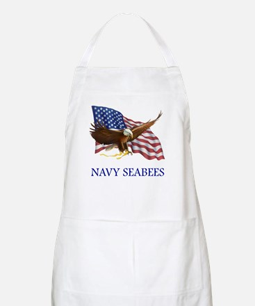 Navy Seabees BBQ Apron